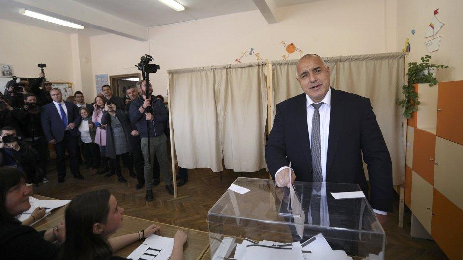 Bojko Borisov, volby, Bulharsko