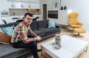 Architekt David Chmelař: Jsem fanoušek brutalismu