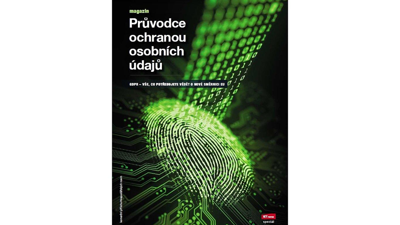 Průvodce ochranou osobních údajů