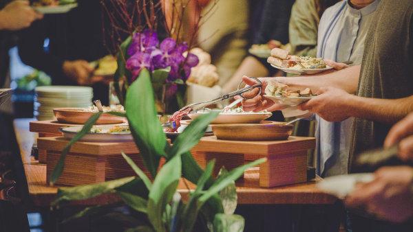 Restaurace La Loca je postavená na konceptu vzájemného sdílení jídla - Together Tastes Better.