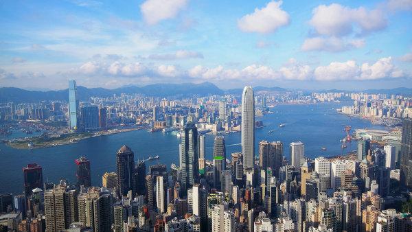 Čtyři z nejdražších prodaných domů jsou v Hongkongu - Ilustrační foto.