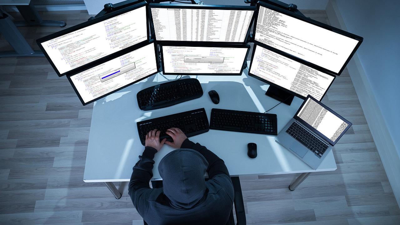 Hackeři využívají důvěřivosti svých obětí - Ilustrační foto.