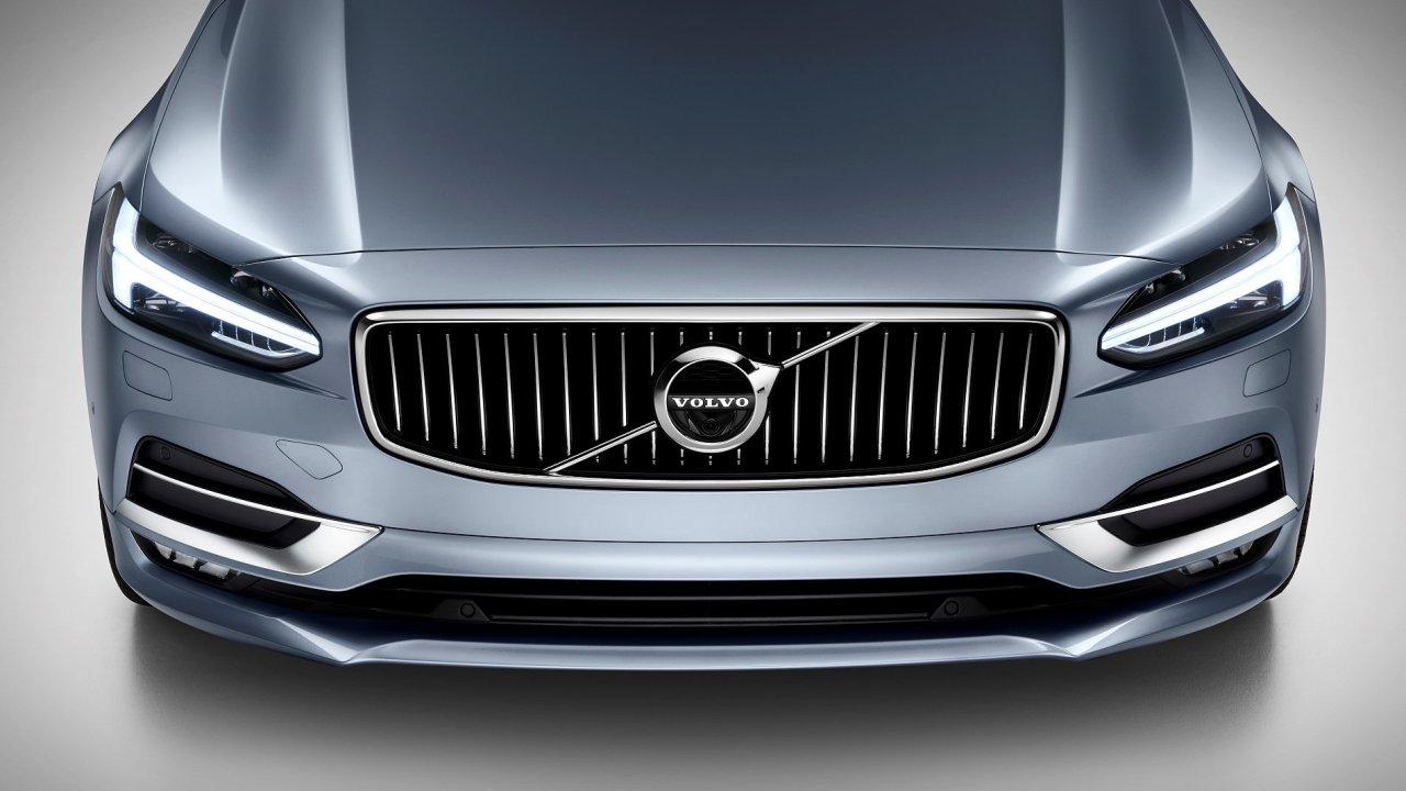 Volvo zaznamenalo prodejně nejlepší pololetí za šest let.
