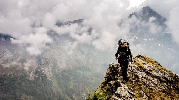 Petr Jan Juračka na Hochalmrunde vrakouských Alpách
