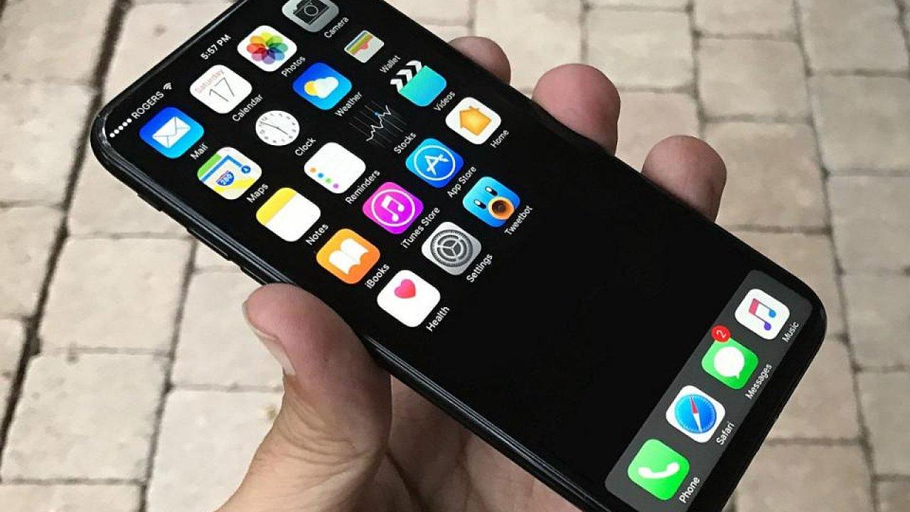 iPhone 8 koncept Veniamin Geskin