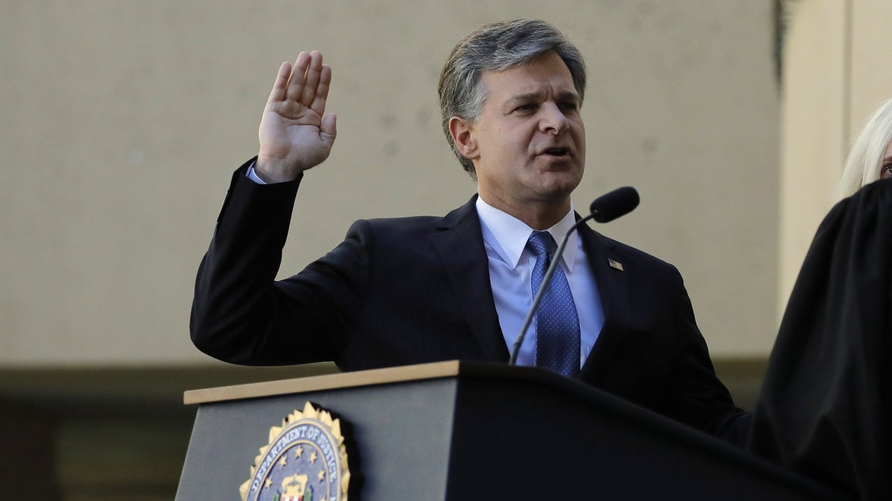 christopher wray fbi