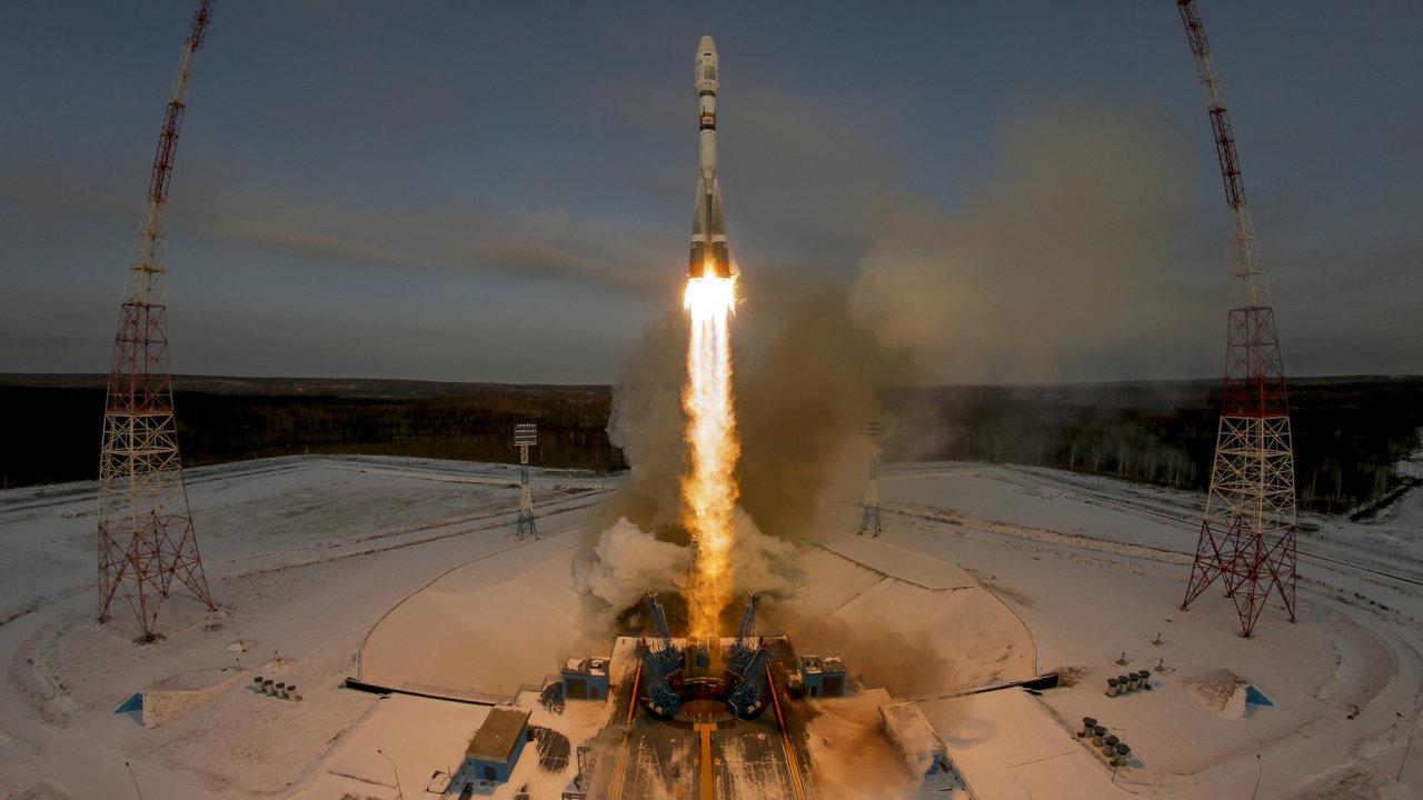 Z kosmodromu Vostočnyj odstartovala druhá raketa