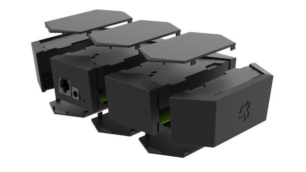 Modulární open source router Turris MOX