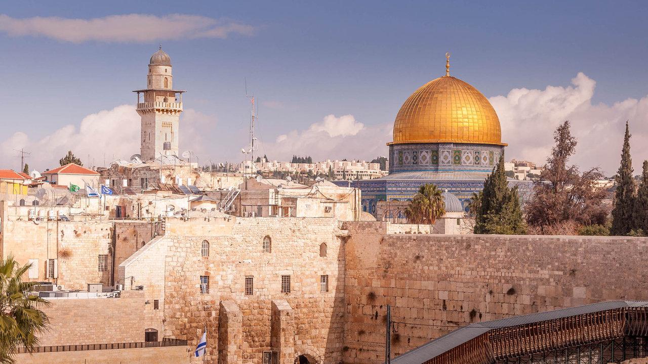 Připojte Jeruzalém