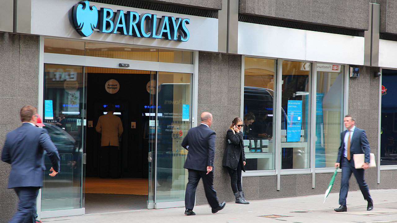 Britská banka Barclays