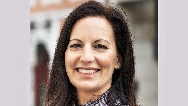 Markéta Vrbasová, Associate Director společnosti BNP Paribas Real Estate