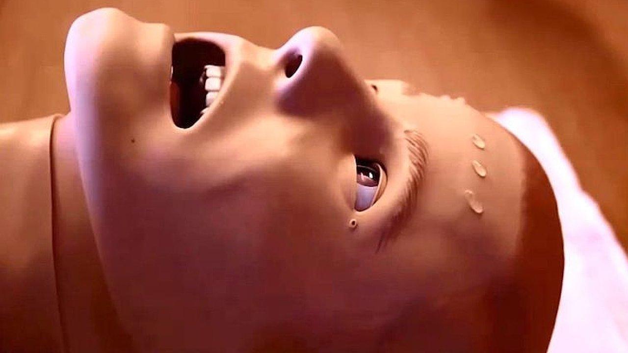 """""""Anču"""" nahradil robotický SimMan 3G. Sledujte, co umí pacientský simulátor"""