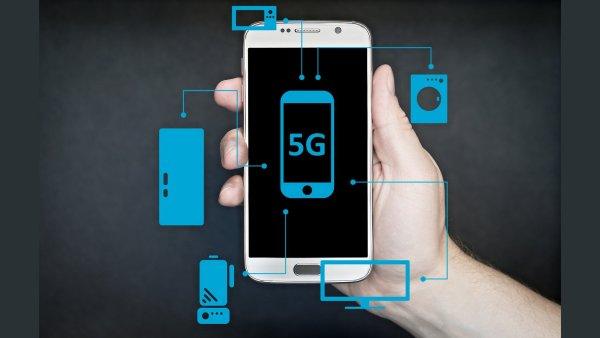 Síť 5G, ilustrace
