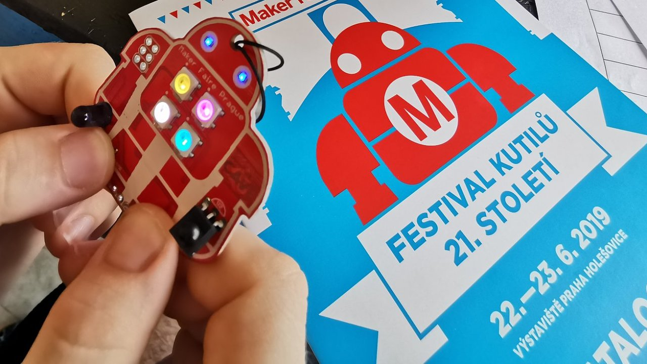 Maker Faire Prague 2019