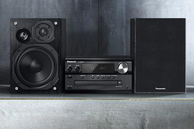 Mikrosystém Panasonic SA-PMX90 nabízí hodně muziky za relativně málo peněz.