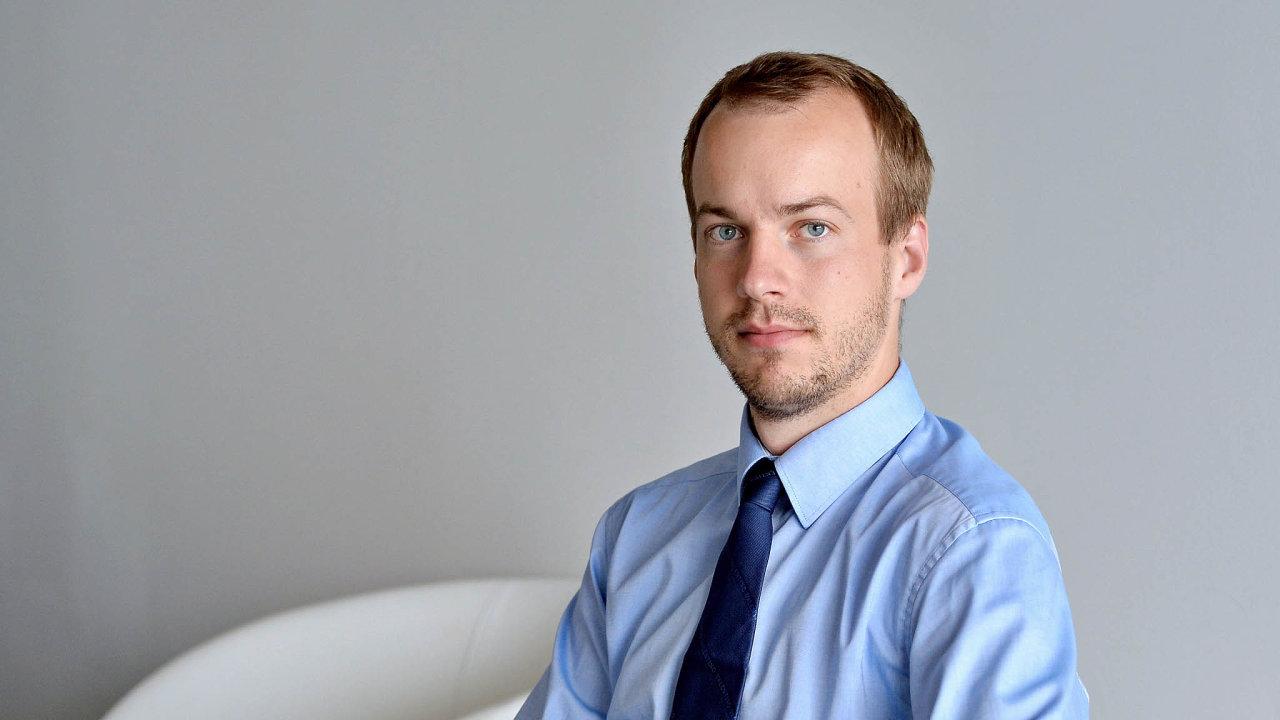 Petr Füzék,vedoucí elektromobility aalternativních paliv, W.A.G. payment solutions