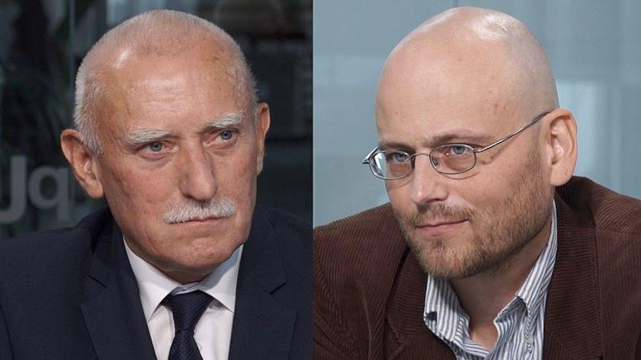 Jste alarmista! A vy zase popírač! Poslanec a ekolog se střetli kvůli konci těžby uhlí v Česku.