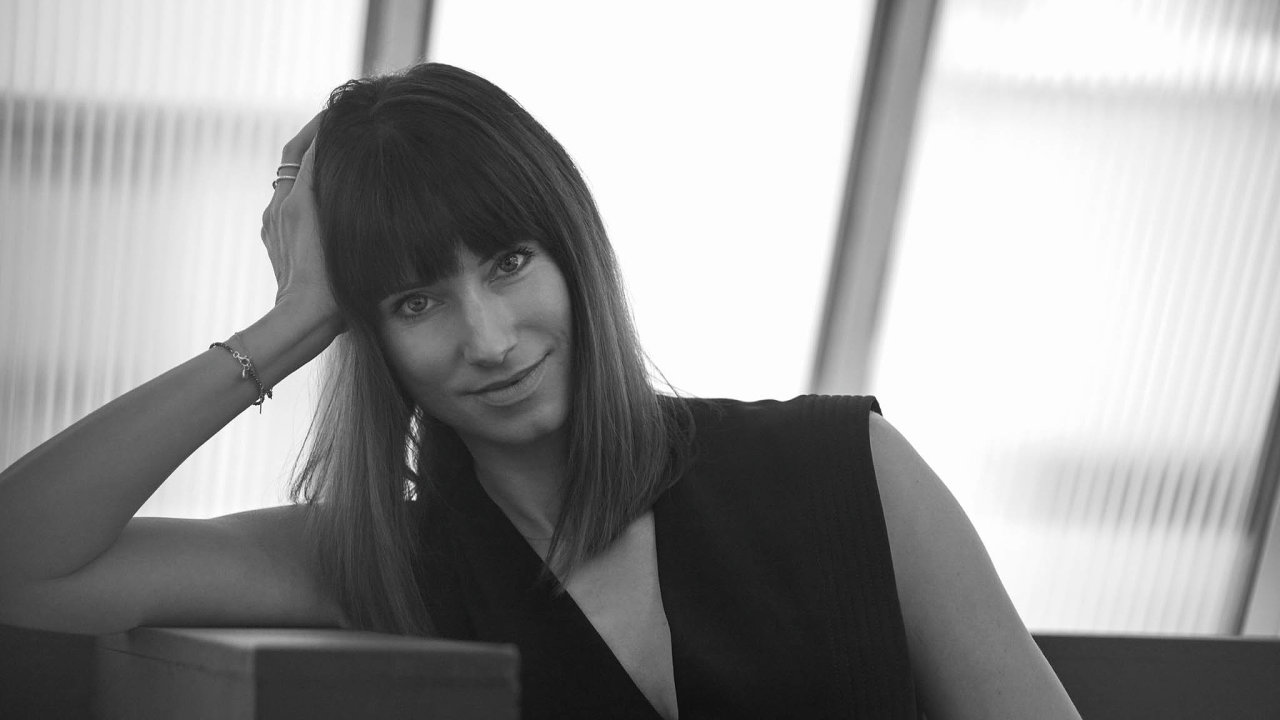 Designérka Lucie Koldová