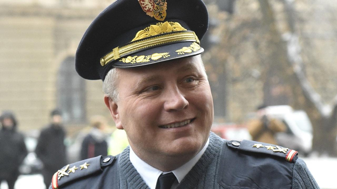 Bývalý šéf vojenské kanceláře prezidenta republiky Rostislav Pilc