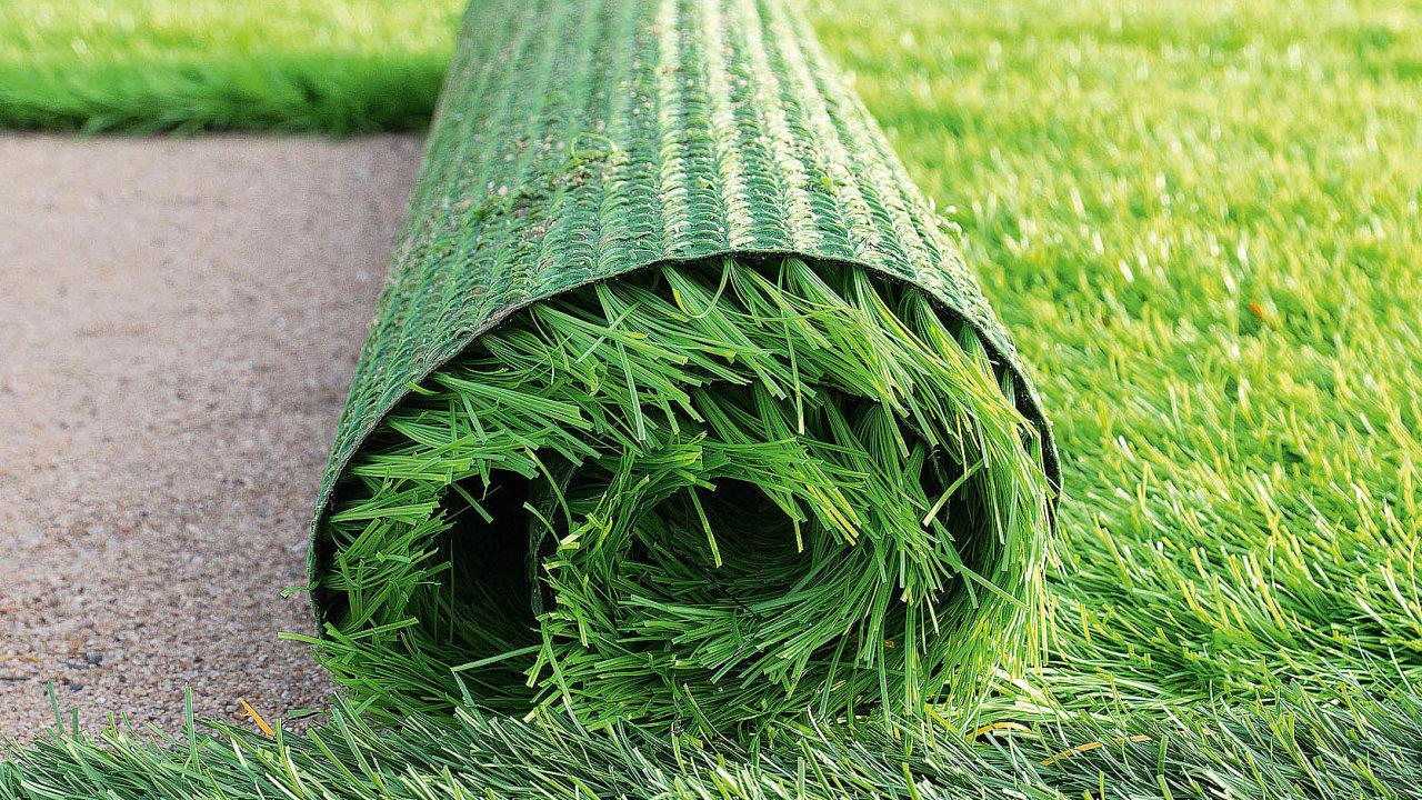 Druhů atypů travních koberců je velké množství.