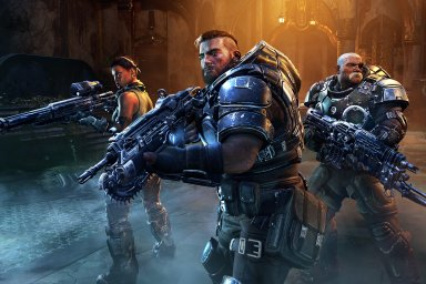Gears Tactics a Streets of Rage 4 jsou nové hry, které ukazují sílu Game Passu od Microsoftu.