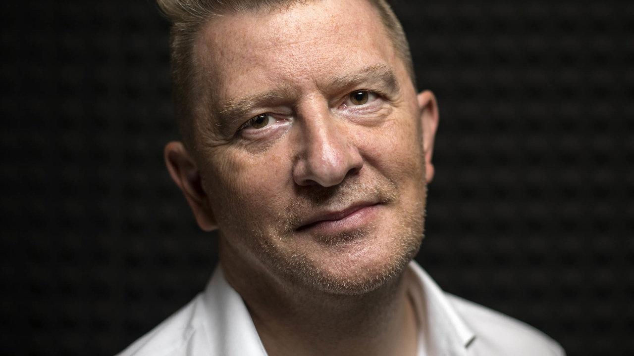Jiří Padevět vyprávěl vpodcastu HN Poprvé také otom, proč má rád Karla Hynka Máchu.