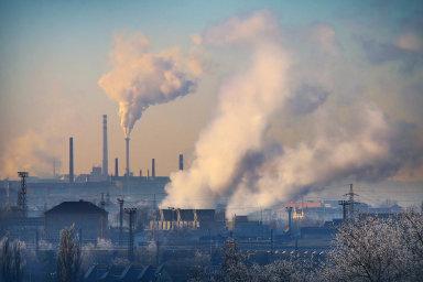 S pandemií se zlepšila kvalita ovzduší. Klima to ale nezachrání