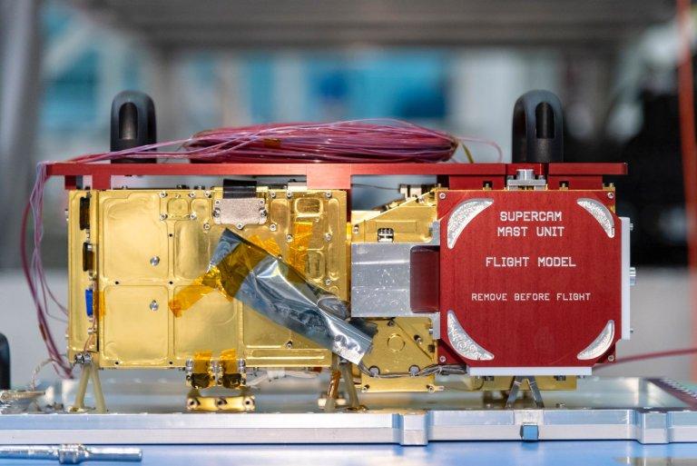 PIA24207 MarsPerseveranceRover SuperCam 20210120