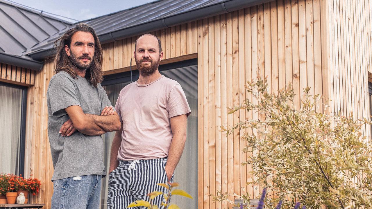 pěstouni, pěstounská péče, Martin Hron s partnerem