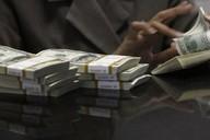 Přepočítávání dolarů