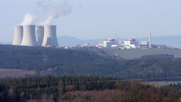 Jaderná elektrárna Temelín