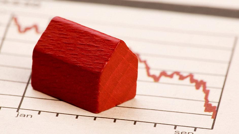 Sazby u hypoték jsou jedny z nejnižších v historii.