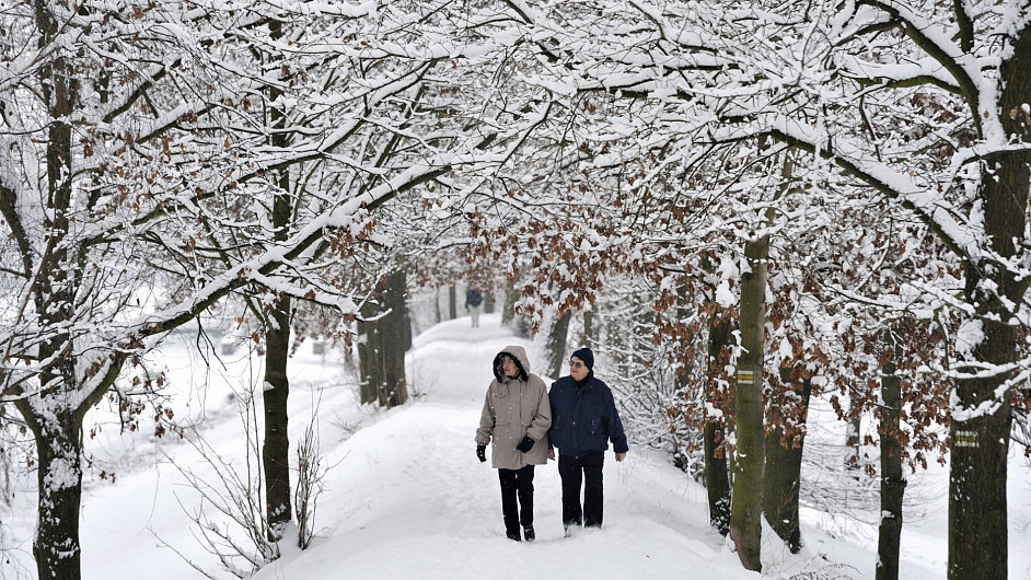 Bílé Vánoce zřejmě ani letos nepřijdou.
