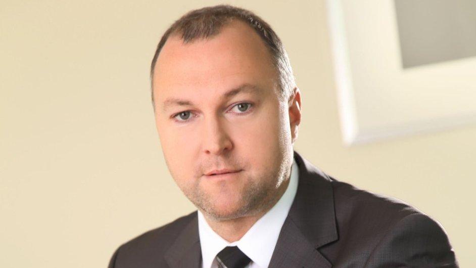 Daniel Řepa, generální ředitel boutique hotelu Jalta
