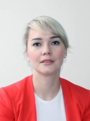 Lenka Bučilová, vedoucí PR a marketingu pražské pobočky Jones Lang LaSalle