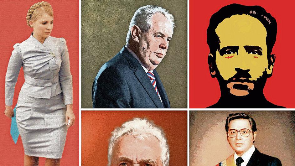Typologie vůdců a jejich stran