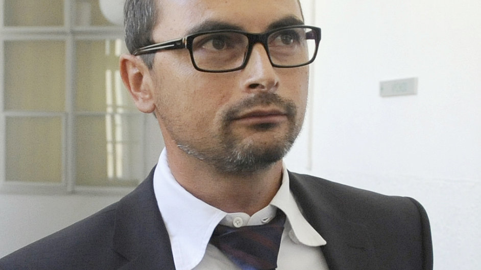 Martin Knetig, bývalý poradce exministra životního prostředí Pavla Drobila