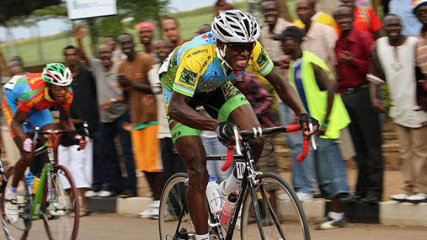 Tým Rwanda - Adrian Niyonshuti