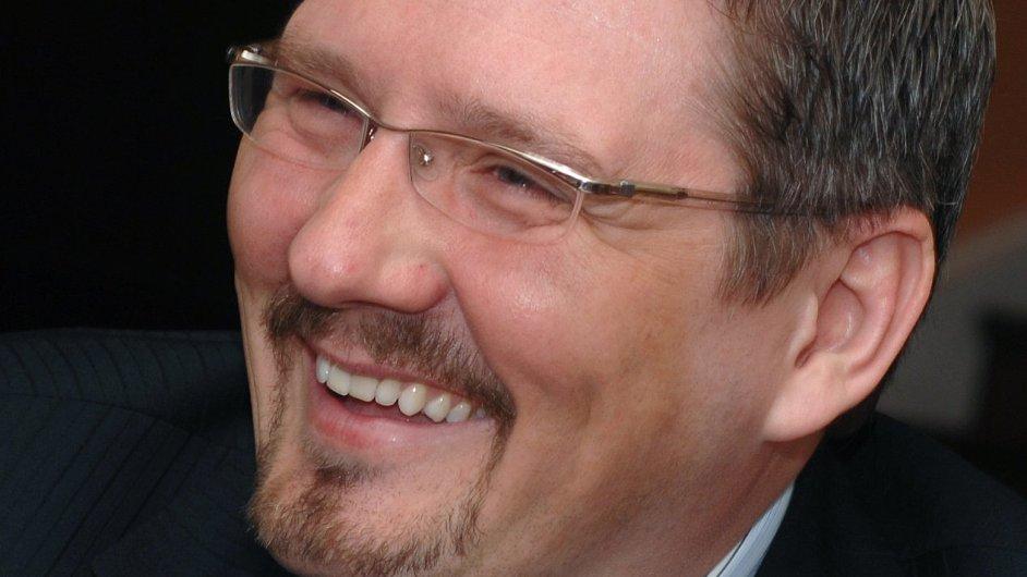 Petr Knybel, generální ředitel Tipsportu