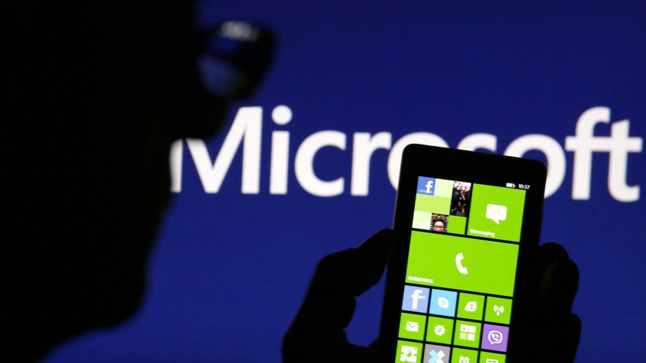 Microsoft a Nokia