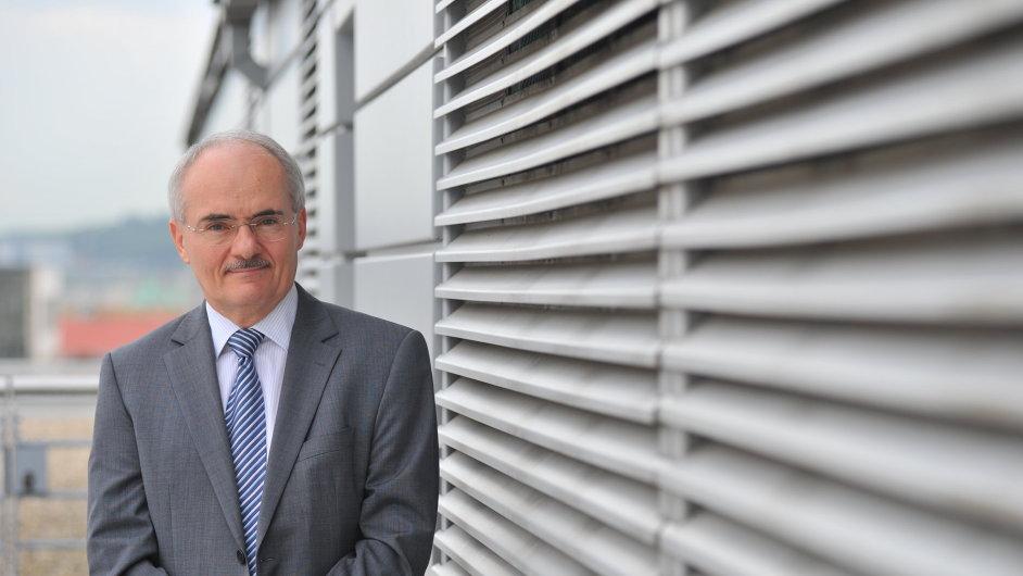 František Dostálek, prezident Americké obchodní komory