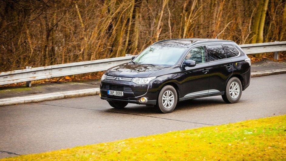 Mitsubishi Outlander 2.0 MIVEC LPG