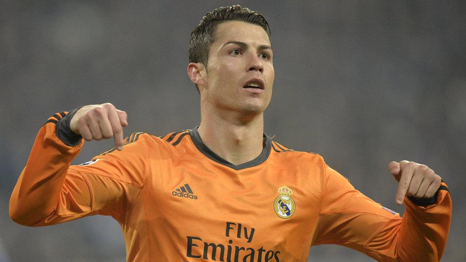 Madridský kanonýr Ronaldo vstřelil Schalke dva góly,