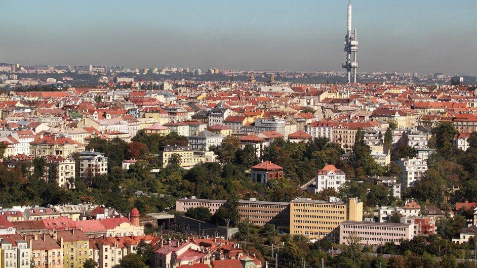 Byty v Praze - Ilustrační foto.