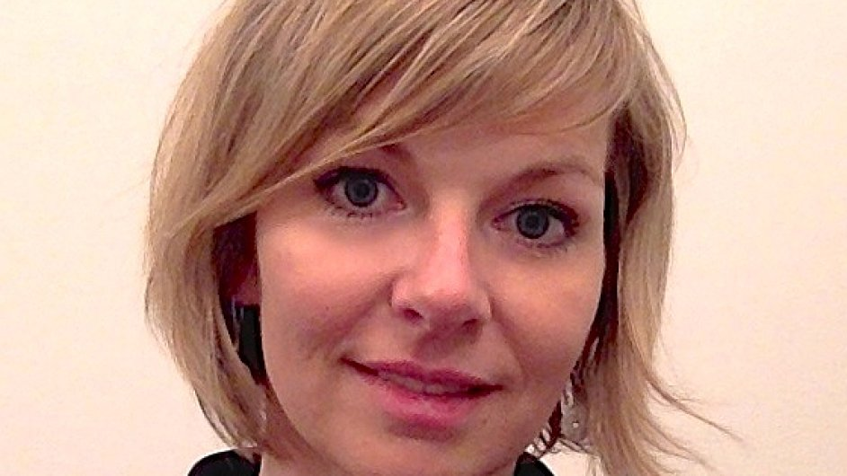 Hana Kovářová, marketingová ředitelka, Raiffeisenbank