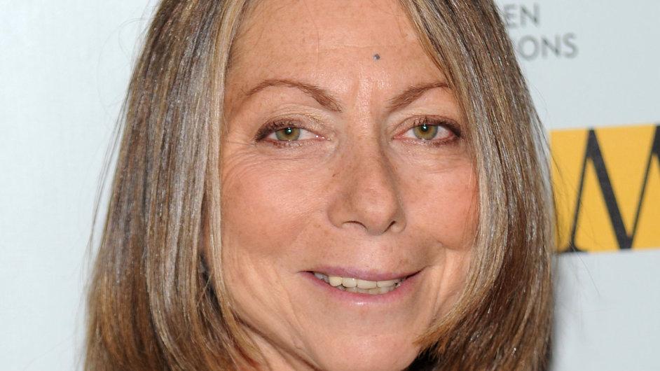 Bývalá šéfredaktorka New York Times Jill Abramsonová
