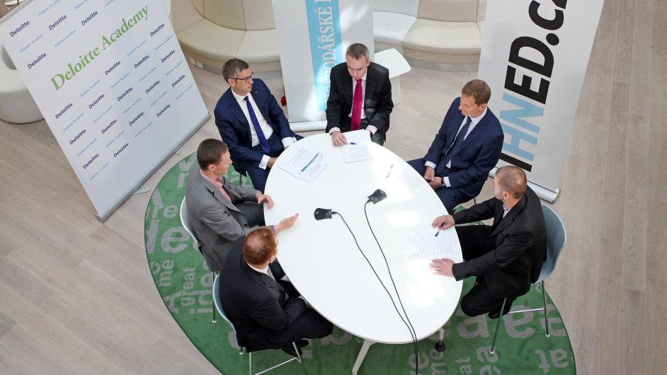 Kulatý stůl: Kvalita prodeje životního pojištění