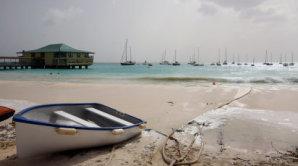 Jachting v Karibiku