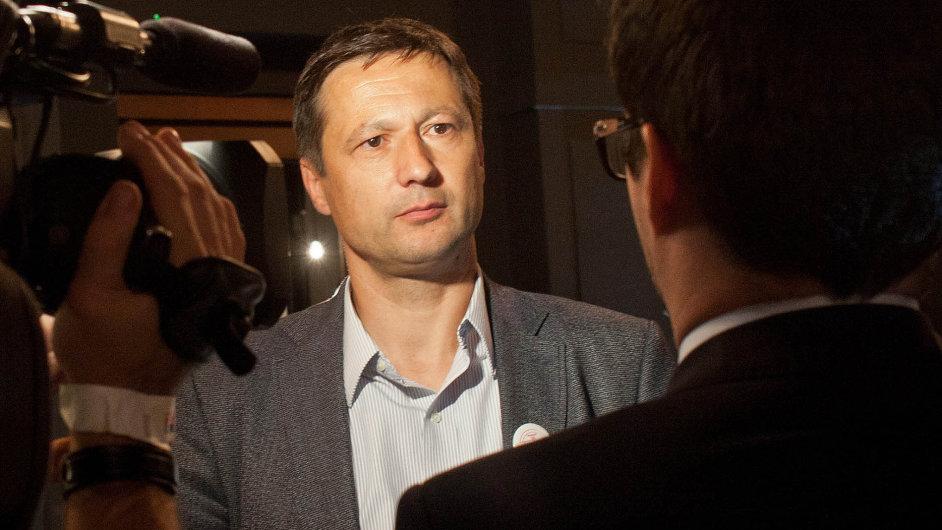 Petr Štěpánek opět kandiduje na šéf zelených
