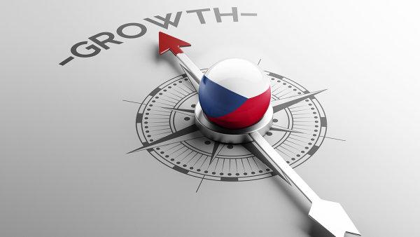 Nejrychleji rostoucí složkou HDP budou díky veřejným výdajům investice - Ilustrační foto.